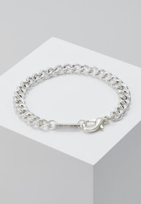 Icon Brand - CHUNKY CHAIN BRACELET - Bracelet - antique silver-colouored - 2