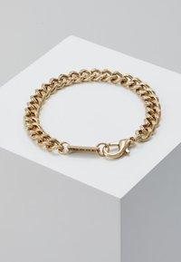 Icon Brand - CHUNKY CHAIN BRACELET - Bracelet - antique gold-coloured - 2