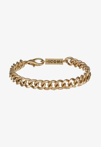 Icon Brand - CHUNKY CHAIN BRACELET - Bracelet - antique gold-coloured - 3