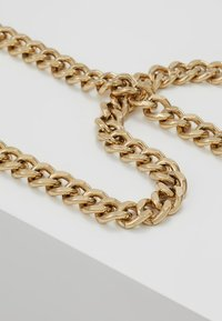 Icon Brand - CHUNKY CHAIN NECKLACE - Náhrdelník - gold-coloured - 4