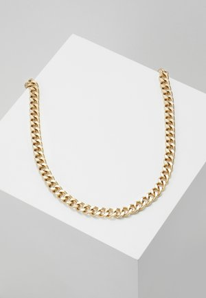 CHUNKY CHAIN NECKLACE - Kaulakoru - gold-coloured