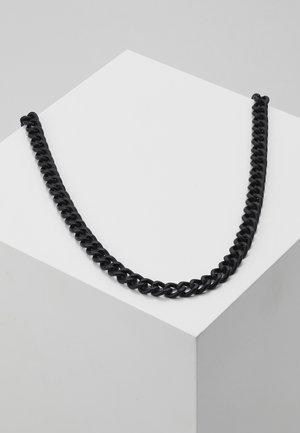 CHUNKY CHAIN NECKLACE - Collier - black