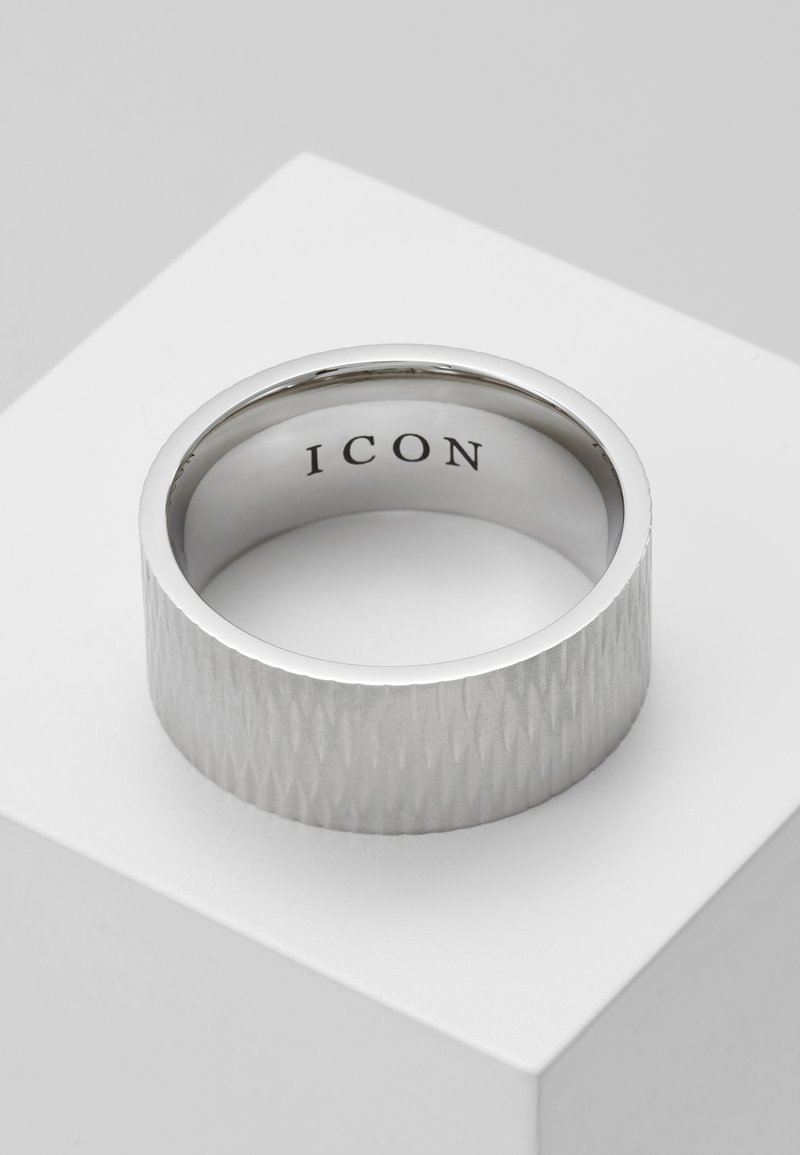 Icon Brand - Ringe - silver-coloured