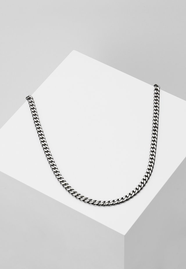 Collana - gunmetal-coloured