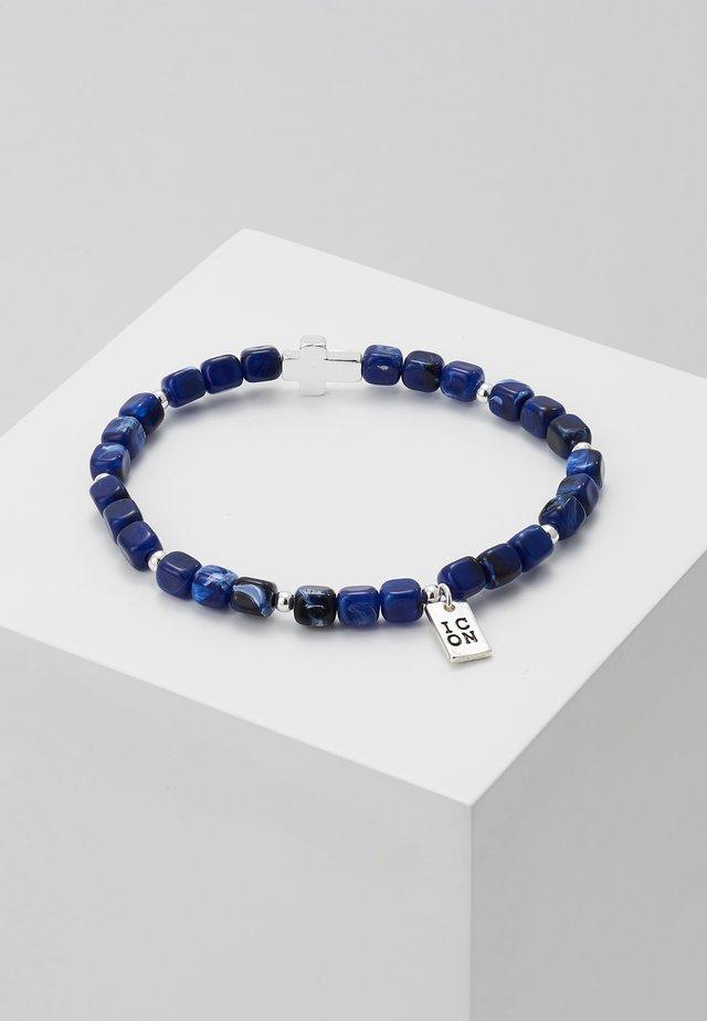 CROSS BREED BRACELET - Armband - blue