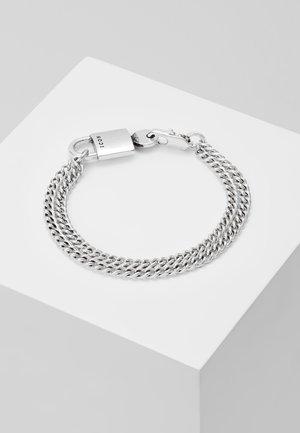 DISORIENTATE BRACELET - Armband - silver-coloured