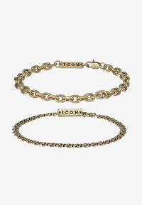 Icon Brand - GRAHAM COMBO 2 PACK  - Bracciale - gold-coloured - 1