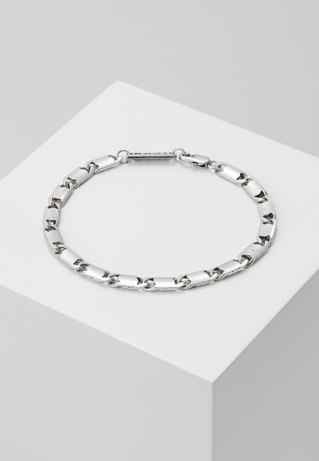 CARLTON BRACELET - Bracelet - silver-coloured