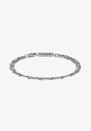 CARLTON BRACELET - Rannekoru - silver-coloured