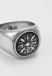 Icon Brand - VASCO SIGNET - Anello - silver-voloured - 4