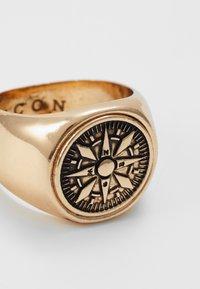 Icon Brand - VASCO SIGNET - Ring - gold-coloured - 4