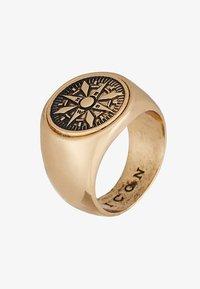 Icon Brand - VASCO SIGNET - Ring - gold-coloured - 3