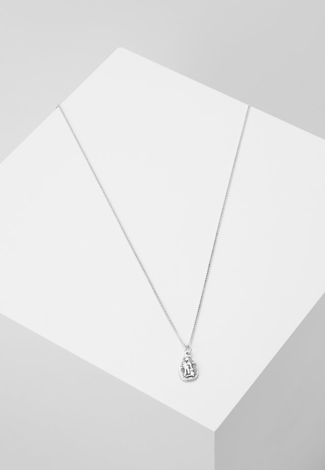 OUR LADY PENDANT - Collier - silver