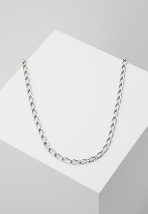 STEWART NECKLACE - Collana - silver-coloured