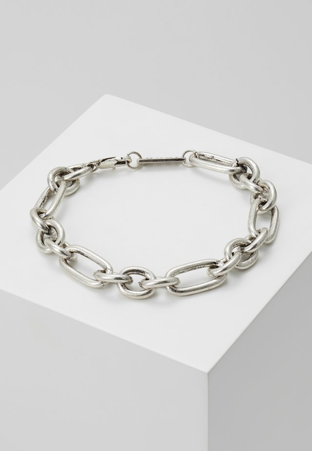 CADENA BRACELET - Armband - silver-coloured