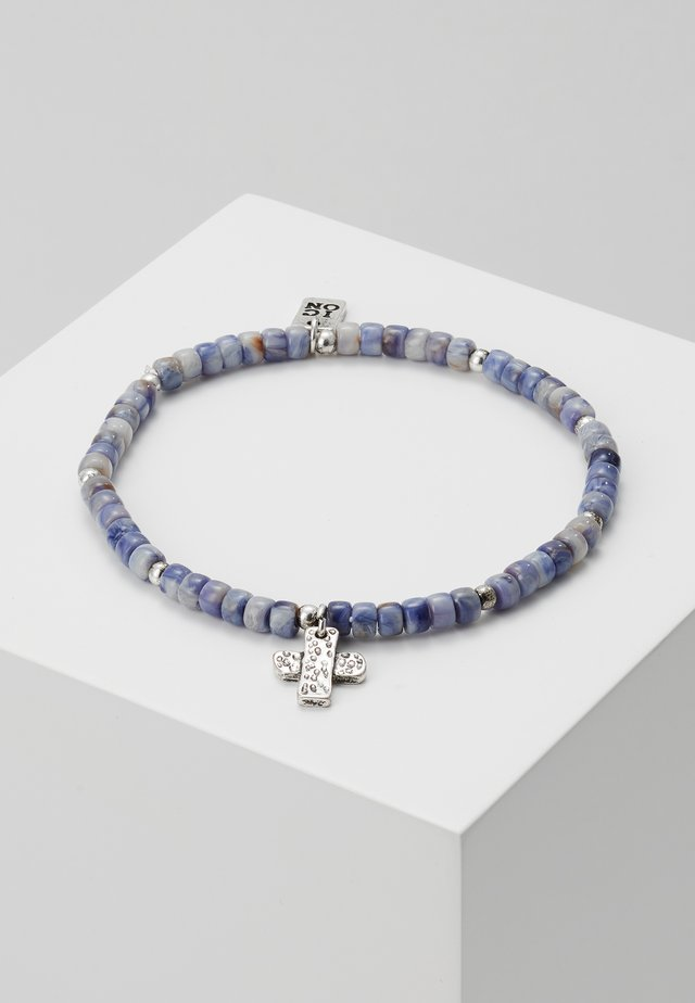 NEW CROSS BREED - Bracelet - blue