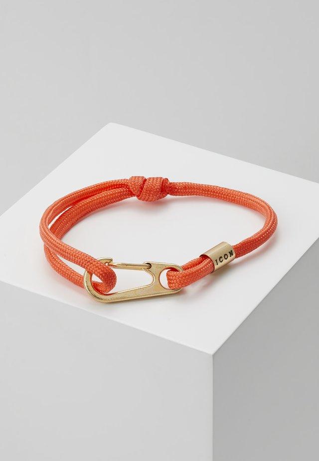 HINDER BRACELET - Bracciale - orange