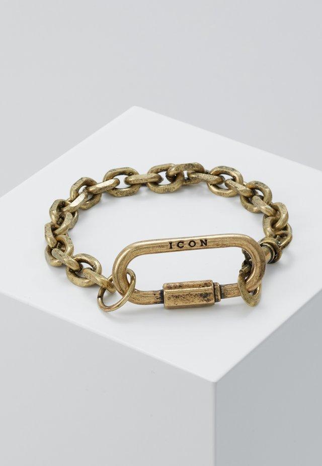 STARK BRACELET - Armband - gold-coloured