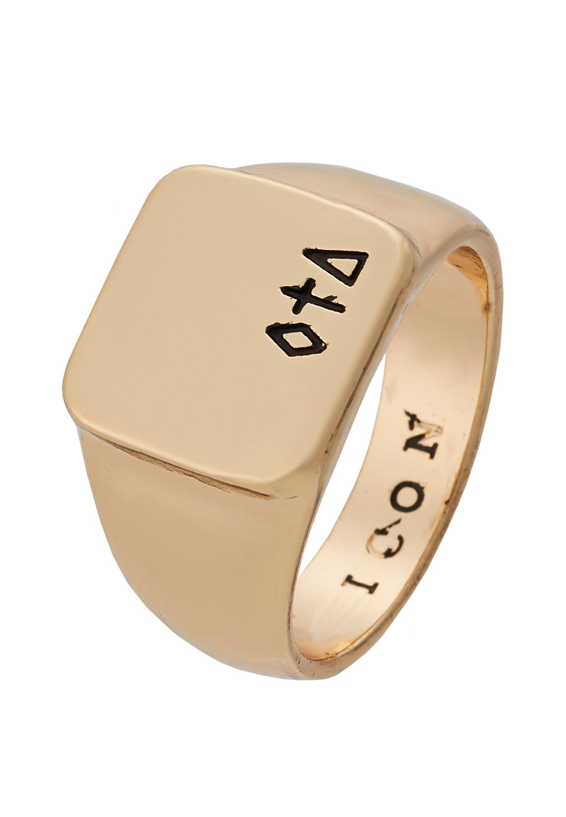 Icon Brand SYMBOLICSIGNETRING - Ringar - gold-coloured