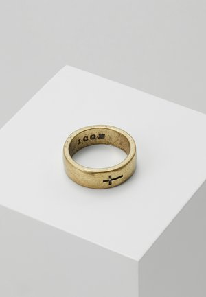 CROSS BAND - Ring - gold-coloured