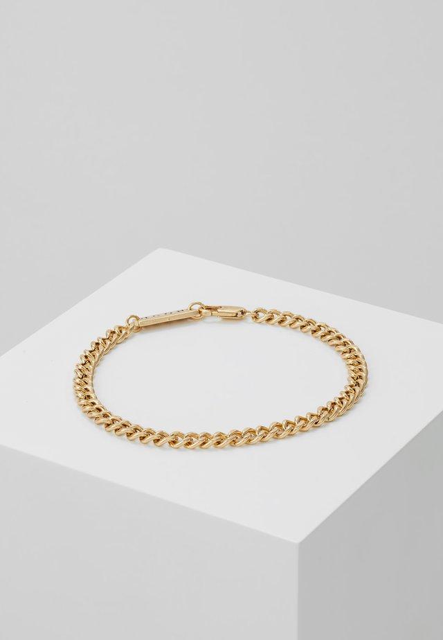 CONNECTION BRACELET - Bracciale - gold-coloured