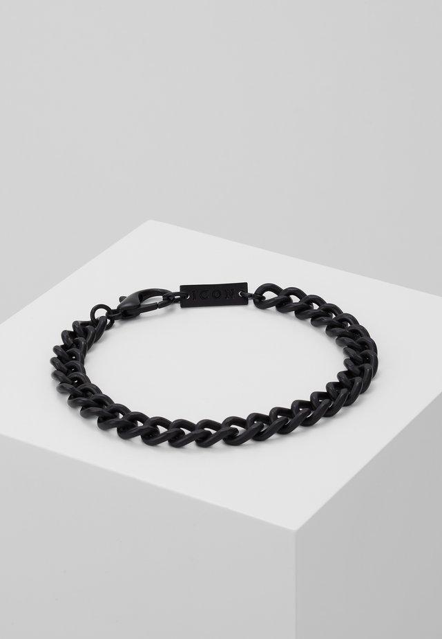 CATENA BRACELET - Bracciale - black