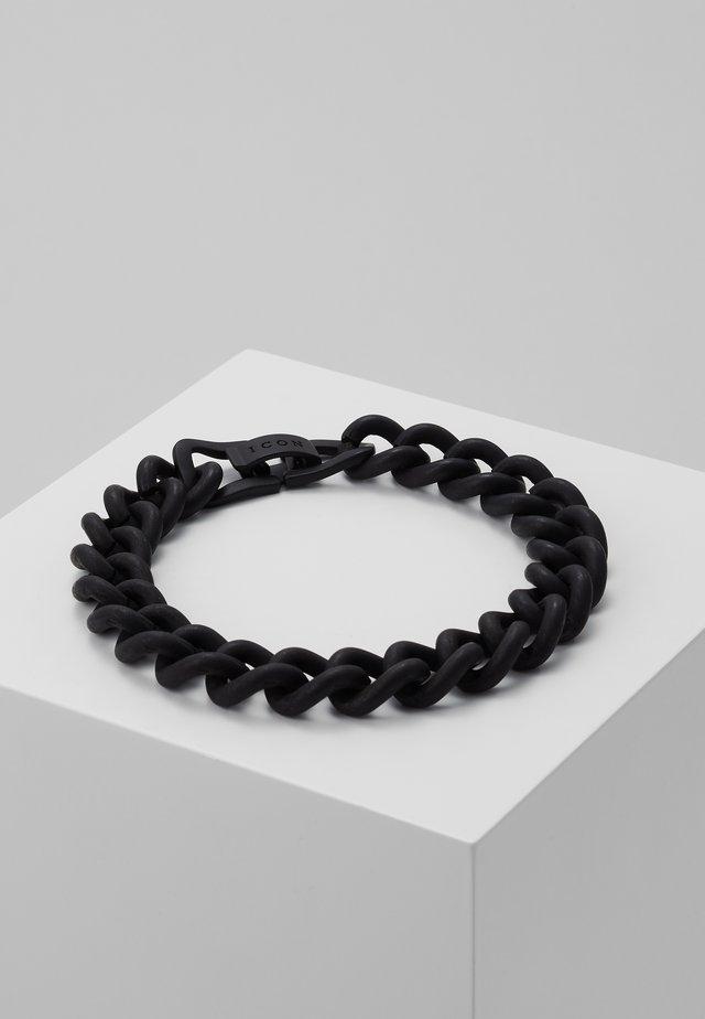 FOUNDATION BRACELET - Bracelet - black