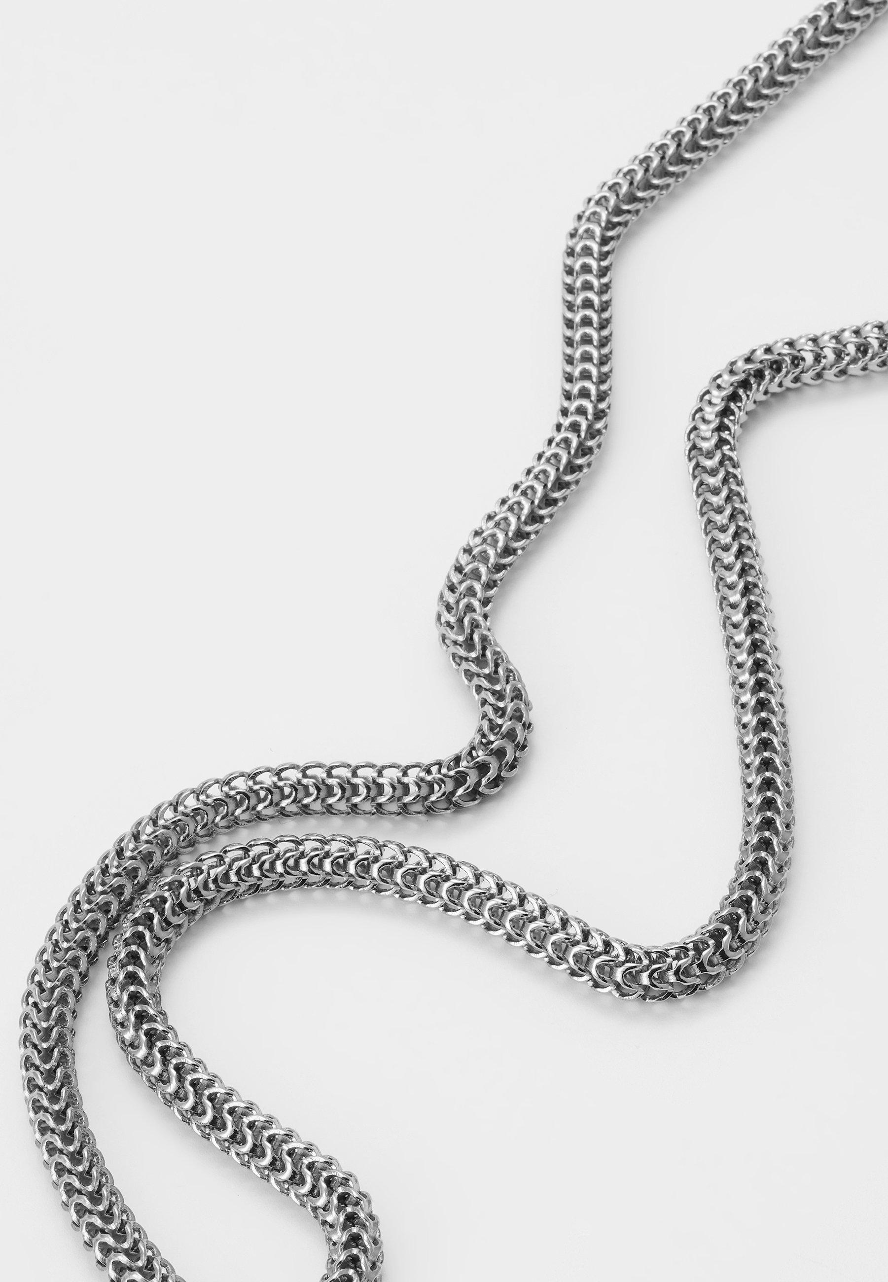 Icon Brand PRECINCT NECKLACE Collier silver coloured