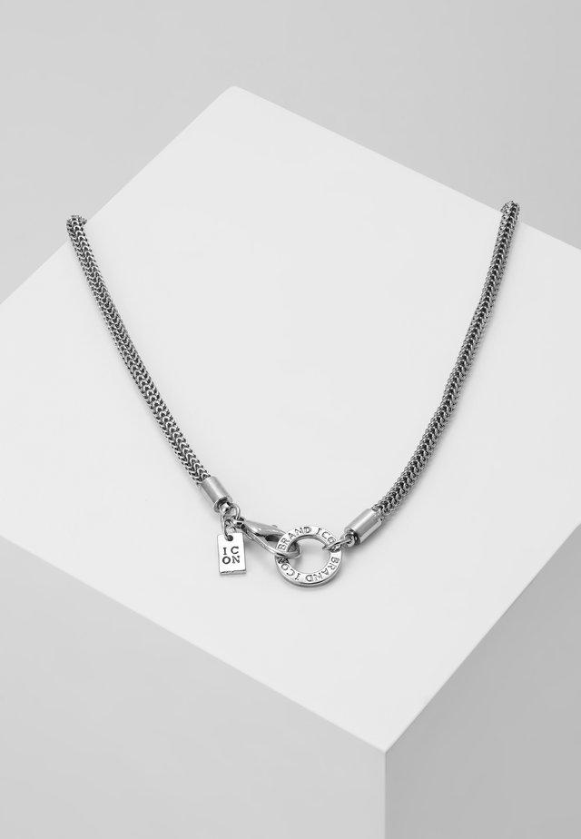 PRECINCT NECKLACE - Necklace - silver-coloured