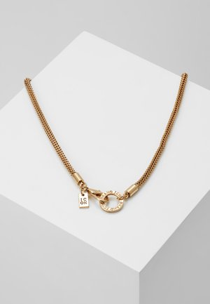 PRECINCT NECKLACE - Collana - gold-coloured