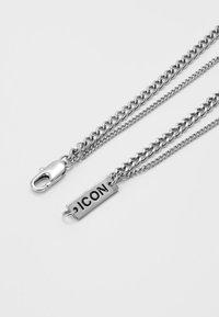 Icon Brand - MODULE NECKLACE - Náhrdelník - silver-coloured - 3
