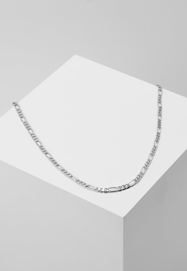 IMPETUS NECKLACE - Halsband - silver-coloured