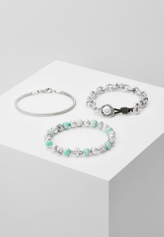 NEO BRACELET - Armband - silver-coloured