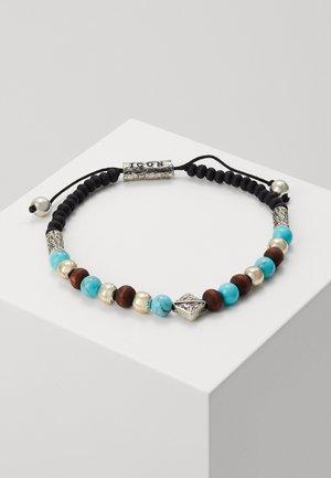 ROUGH SIDE BRACELET - Rannekoru - silver-coloured