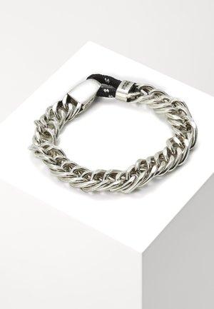 NUANCE BRACELET - Bracciale - silver-coloured