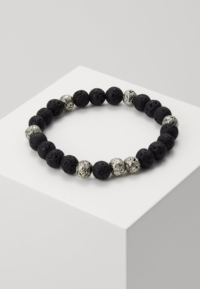 TERRAIN BRACELET - Armband - black
