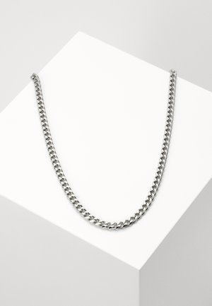 DEPOSIT NECKLACE - Necklace - silver-coloured