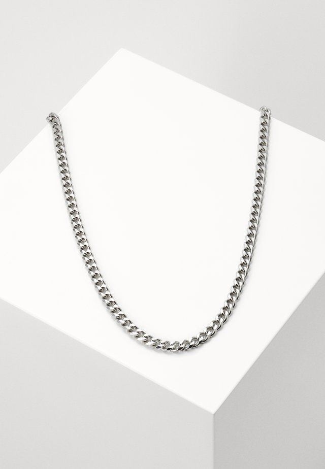 DEPOSIT NECKLACE - Collier - silver-coloured