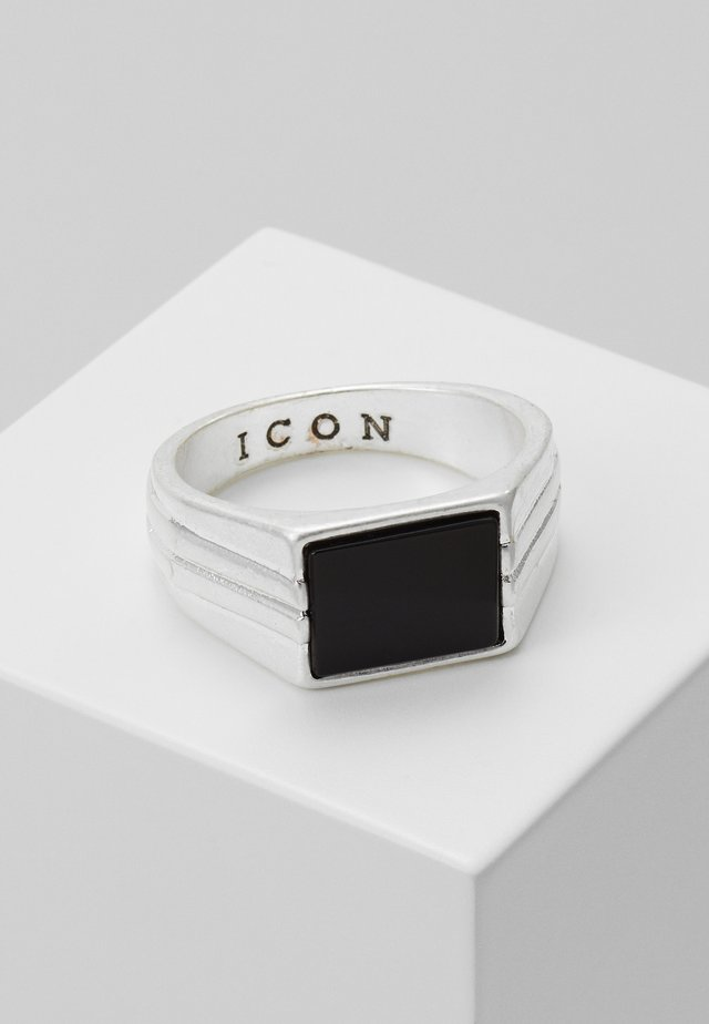 LINEAR - Ring - silver-coloured