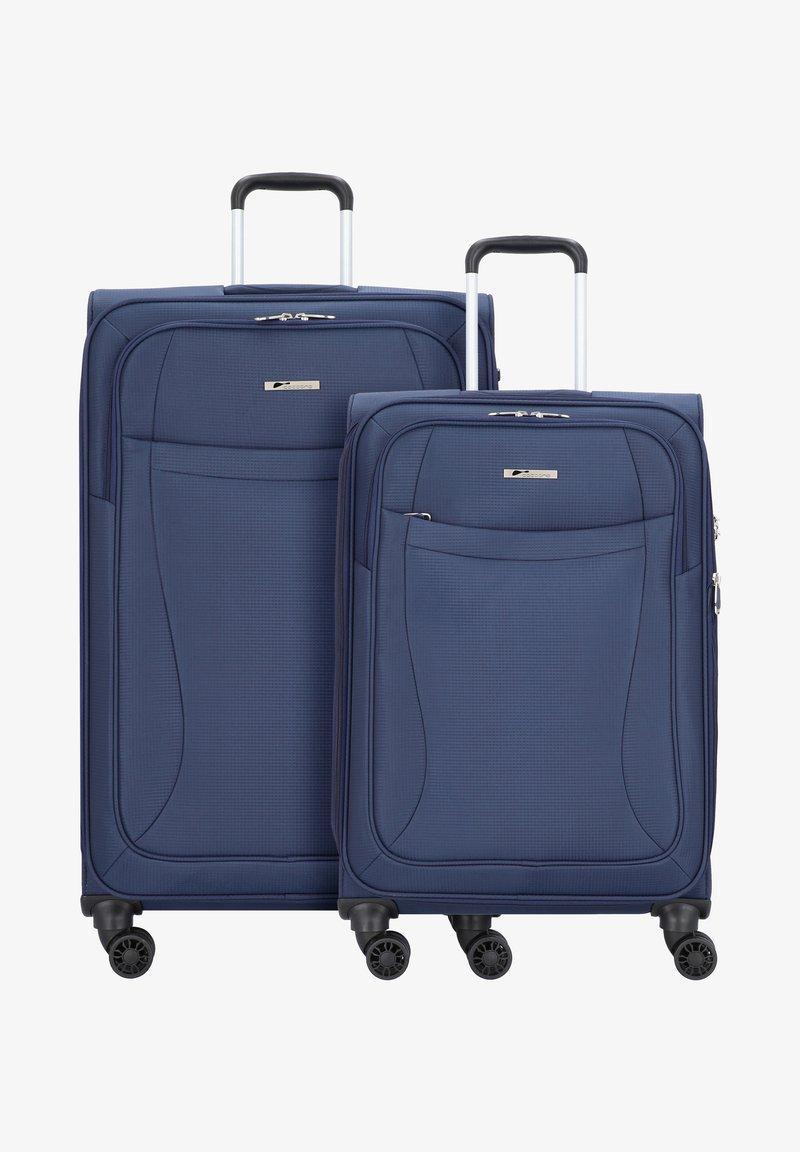 Cocoono - Wheeled suitcase - dark blue