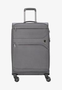 Cocoono - DEVOTION - Wheeled suitcase - anthracite - 0