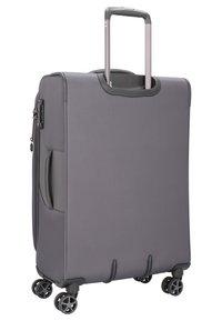 Cocoono - DEVOTION - Wheeled suitcase - anthracite - 1