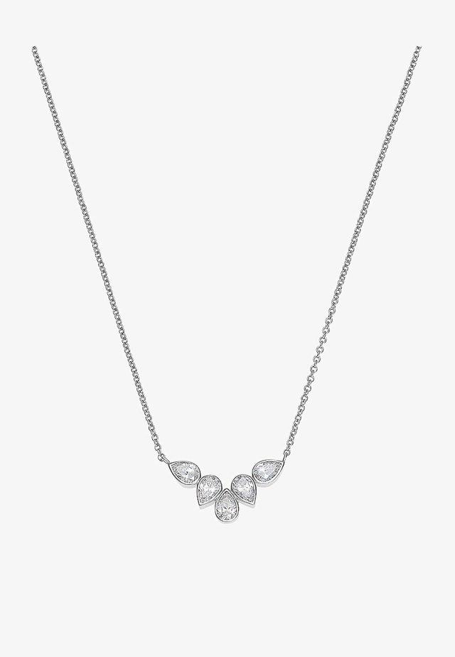 C-COLLECTION  - Halskette - silver-coloured