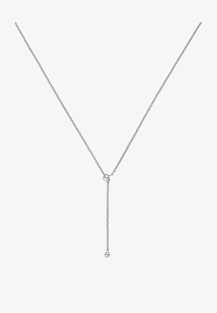 C- Collection by CHRIST - Necklace - silver-coloured