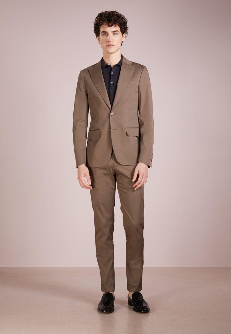 CC COLLECTION CORNELIANI - SUIT - Suit - khaki