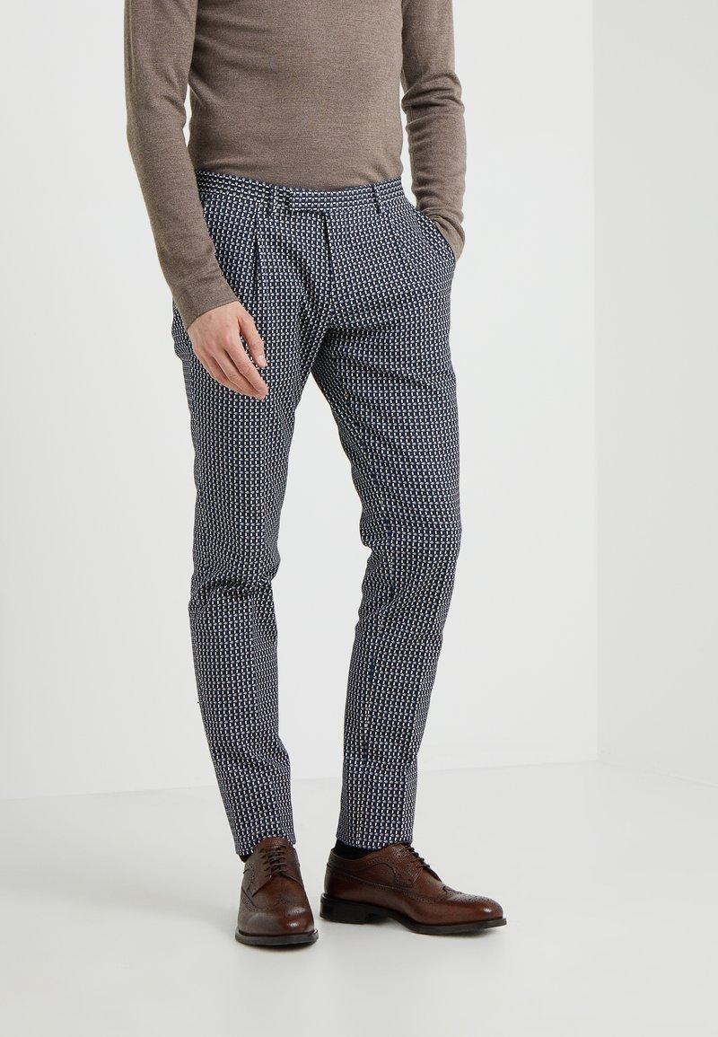 CC COLLECTION CORNELIANI - REWARD - Pantalón de traje - multicolored