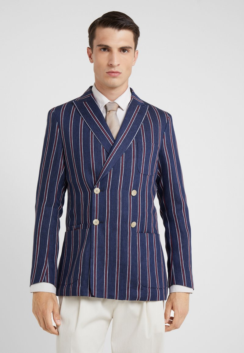 CC COLLECTION CORNELIANI - REWARD - Americana - blue