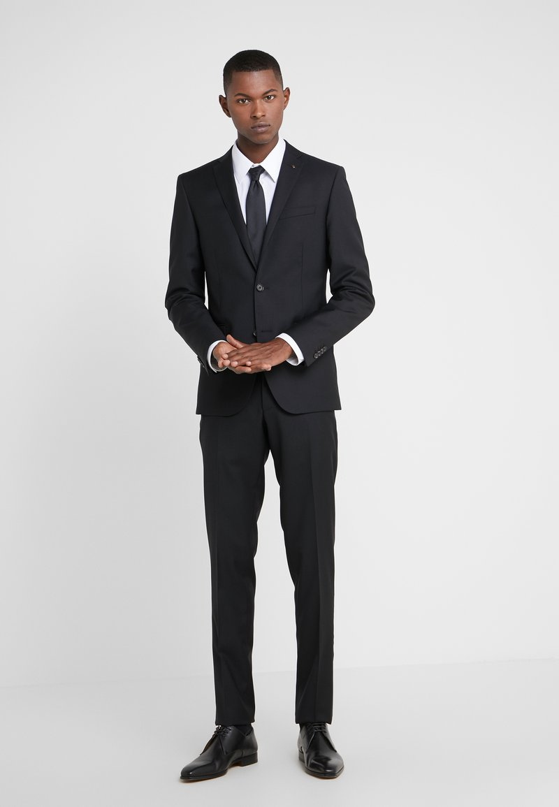 CC COLLECTION CORNELIANI - SUIT - Traje - black