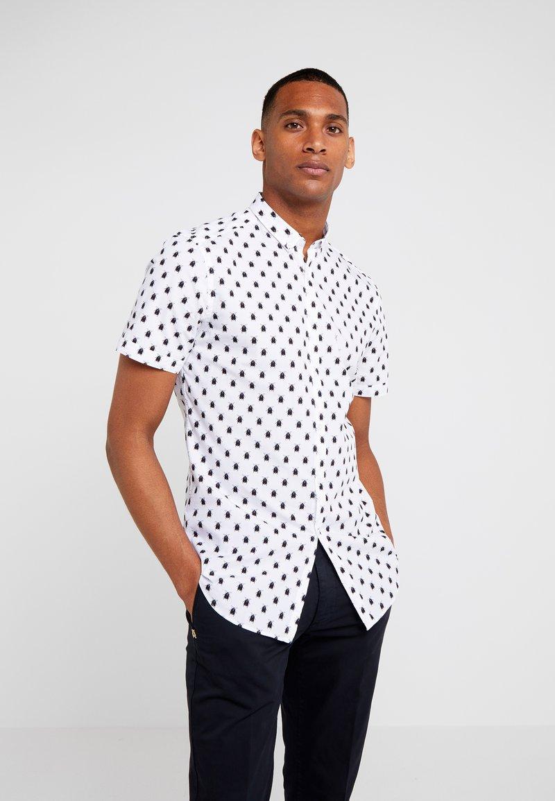 CC COLLECTION CORNELIANI - Camicia - white
