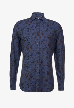 LONG SLEEVED SHIRT - Formal shirt - dark blue